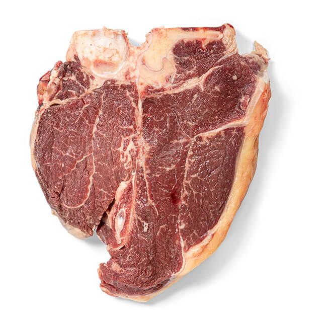 Porterhouse steak, gep. Schots