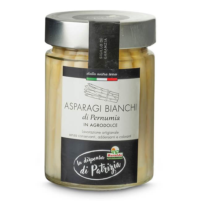 Asparagi Bianchi Agrodolce 330gr*9