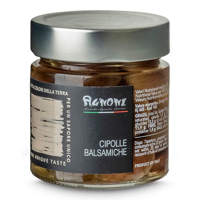 Cipolle Balsamiche Ml 212*6