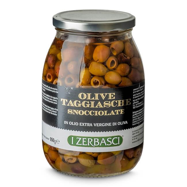 Olive Taggiasche Snocc Gr 950gr*4