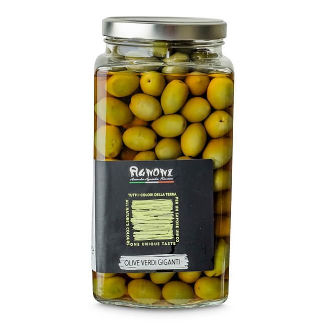 Olive Verdi Giganti Ml212*6