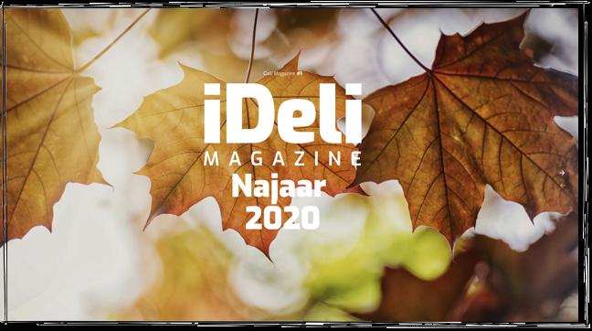 NextDeli lanceert de iDeli!