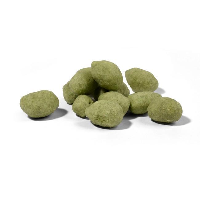 Ambachtelijke borrelnoten wasabi