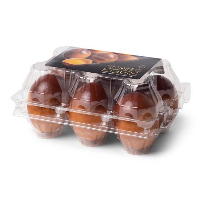 Smoked Eggs – 6stuks