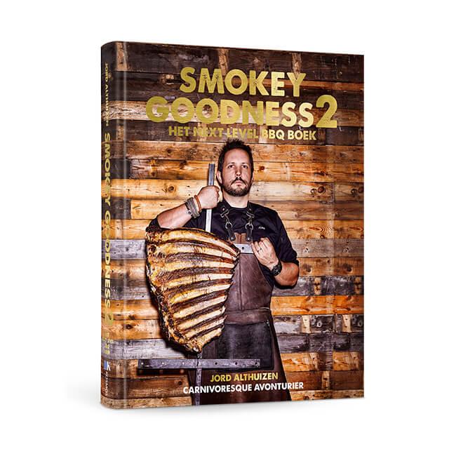 SG Next Level BBQ Boek
