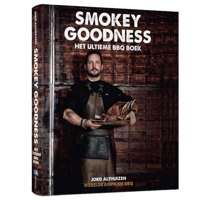 SG Ultieme BBQ Boek