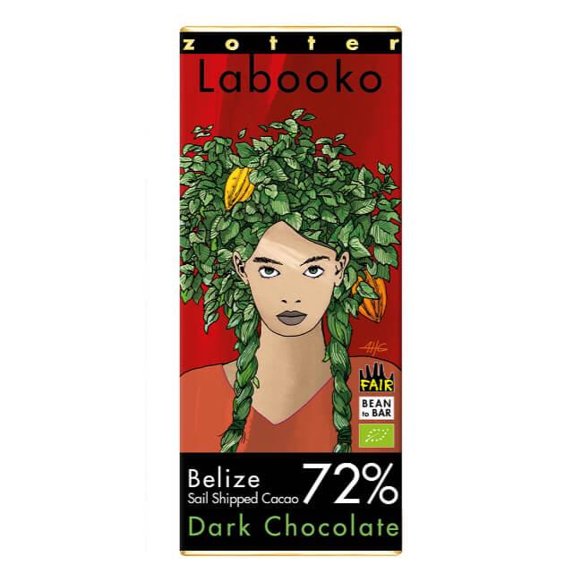 "Belize ""Sail Shipped Cacao"" 72% BIO"