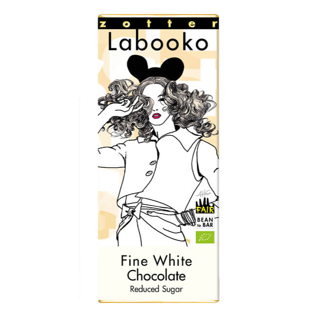 Fine White Chocolate BIO