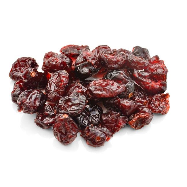 Cranberries gezoet/gedroogd heel OS